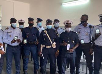 Senegal Police
