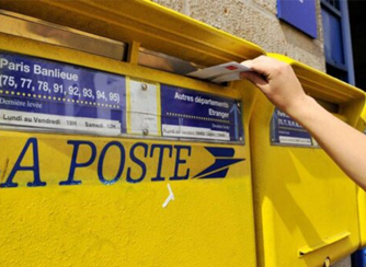 Laposte (French Post Office)